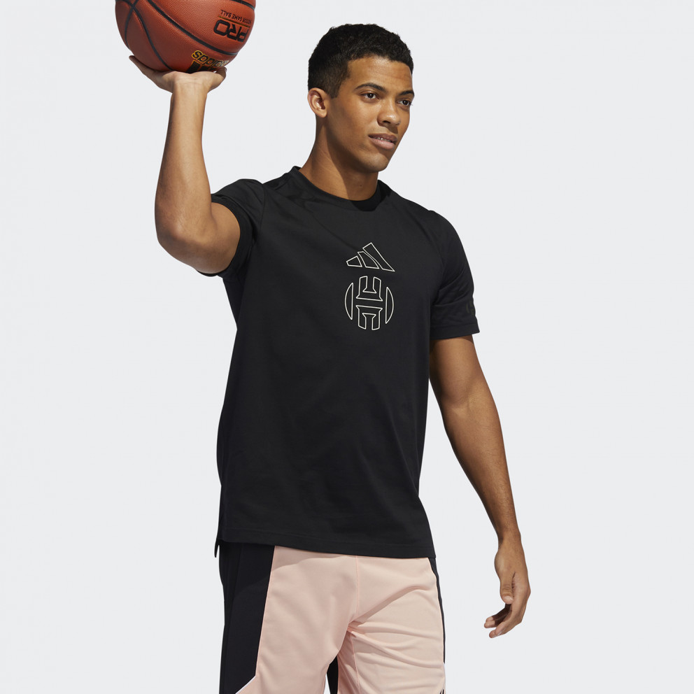 adidas Performance Harden Halo Men's Tee