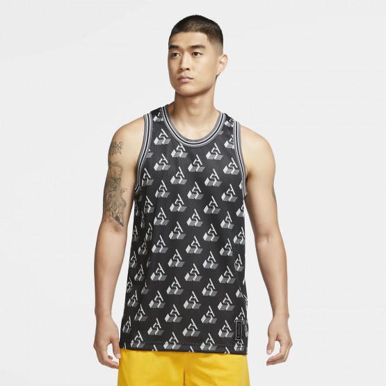 Nike Giannis Ανδρική Αμάνικη Μπλούζα
