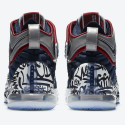 "Nike LeBron 17 ""Graffiti Cold Blue"" Men's Shoes"