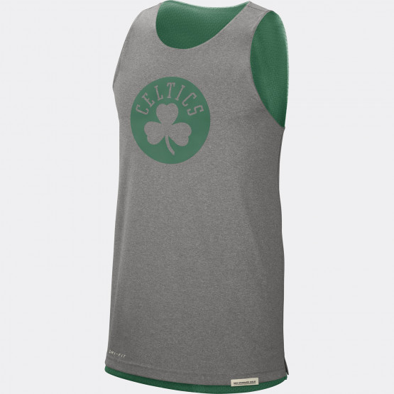 Nike NBA Boston Celtics Standard Issue Ανδρικό Reversible Αμάνικο