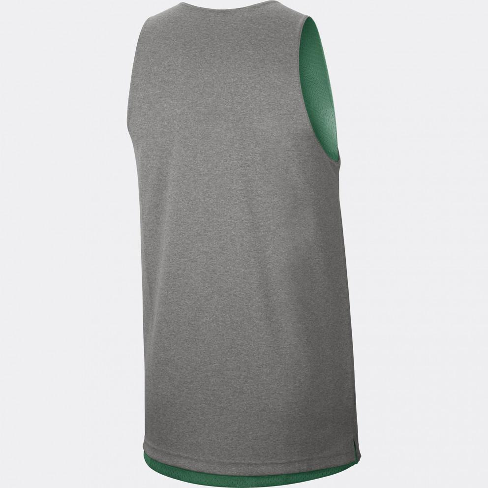 Nike NBA Boston Celtics Standard Issue Men's Reversible Tank