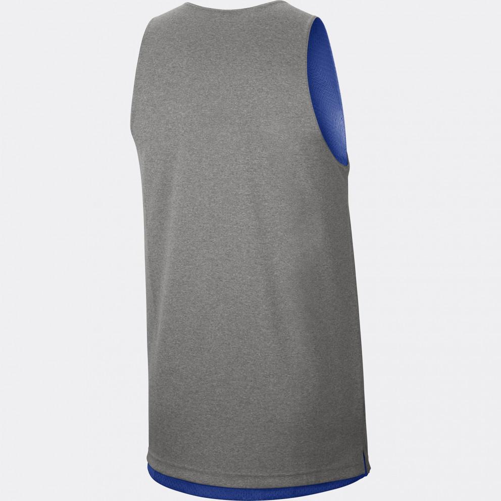 Nike NBA Golden State Warriors Standard Reversible Men's Tank
