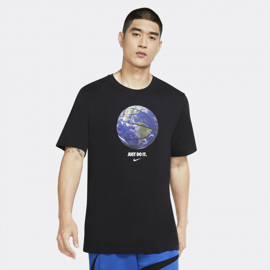 Nike Dri-FIT 'World Ball' Basketball Men's T-Shirt