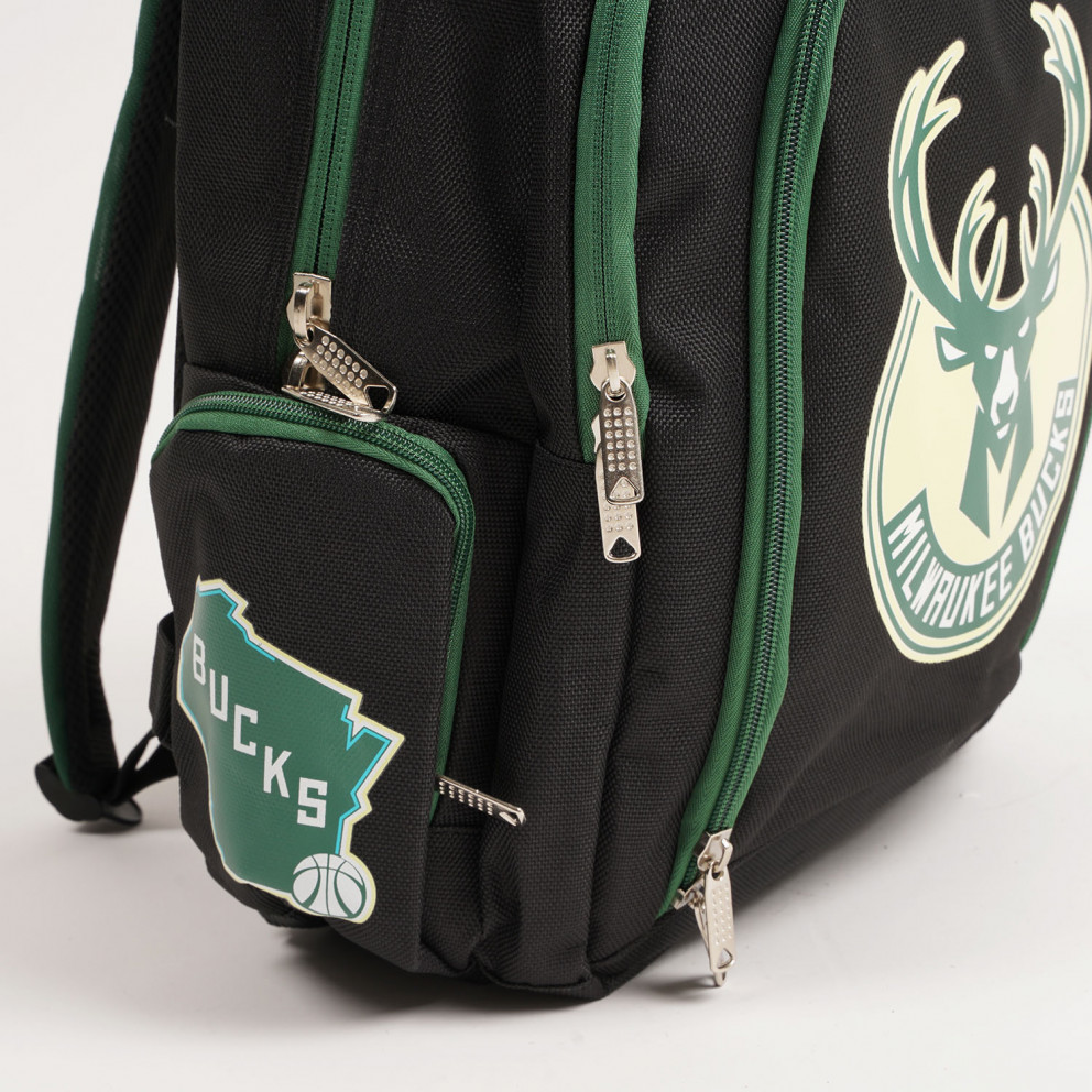 ΝΒΑ Milwaukee Bucks Backpack 30L