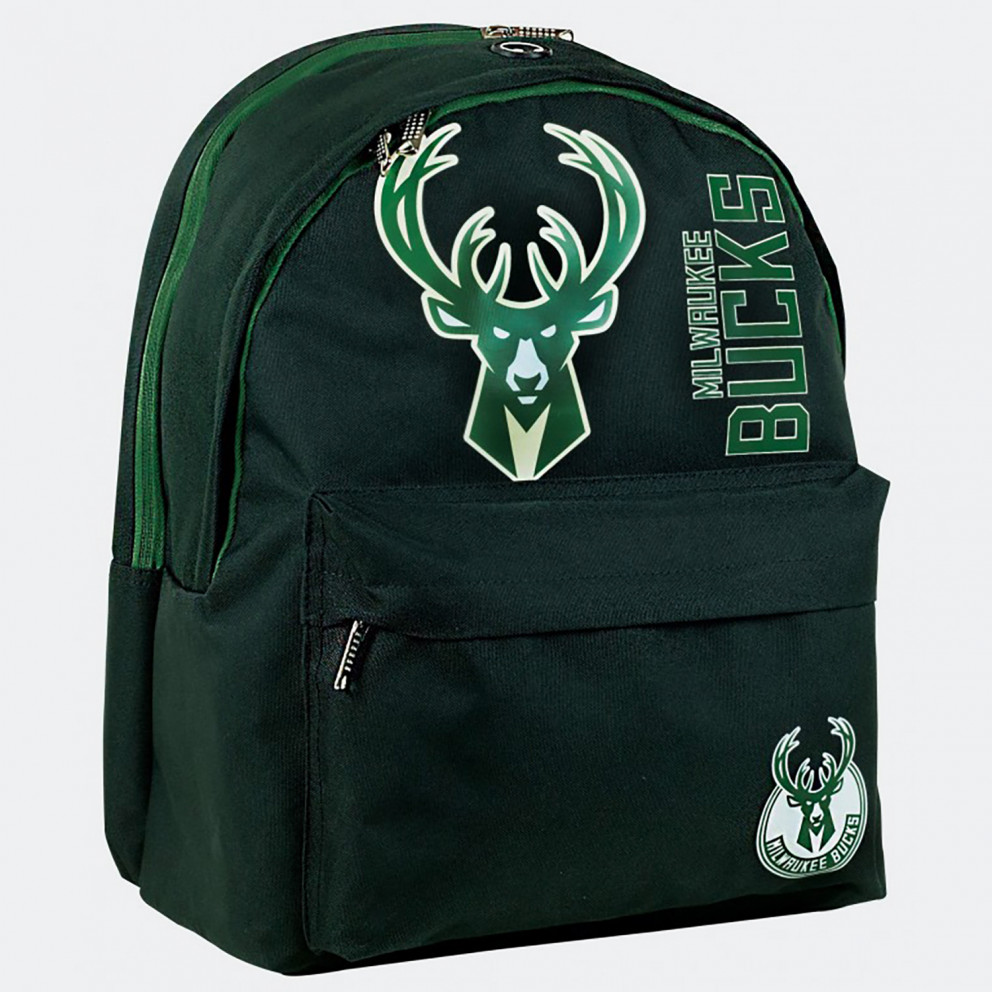 NBA Milwaukee Bucks Backpack 25 L