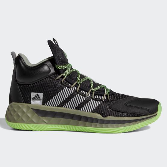 adidas Performance Pro Boost Mid Unisex Παπούτσια Για Μπάσκετ