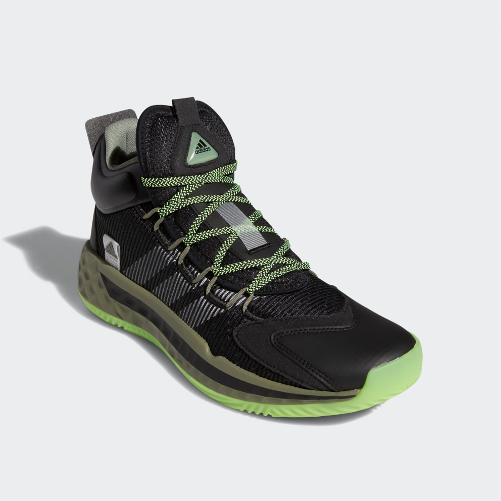 adidas Performance Pro Boost Mid Unisex Basketball Shoes