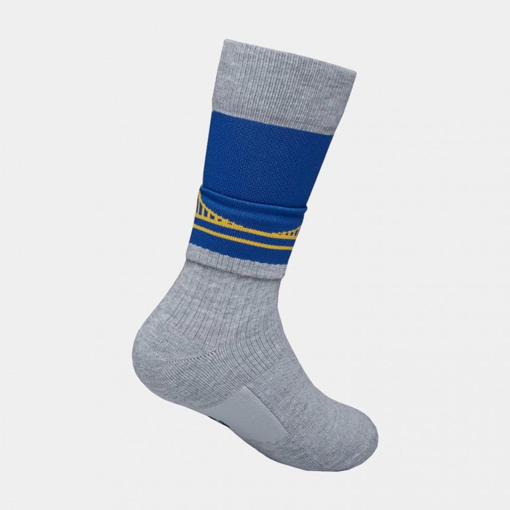 Nike NBA Courtside Golden State Warriors Men's Socks
