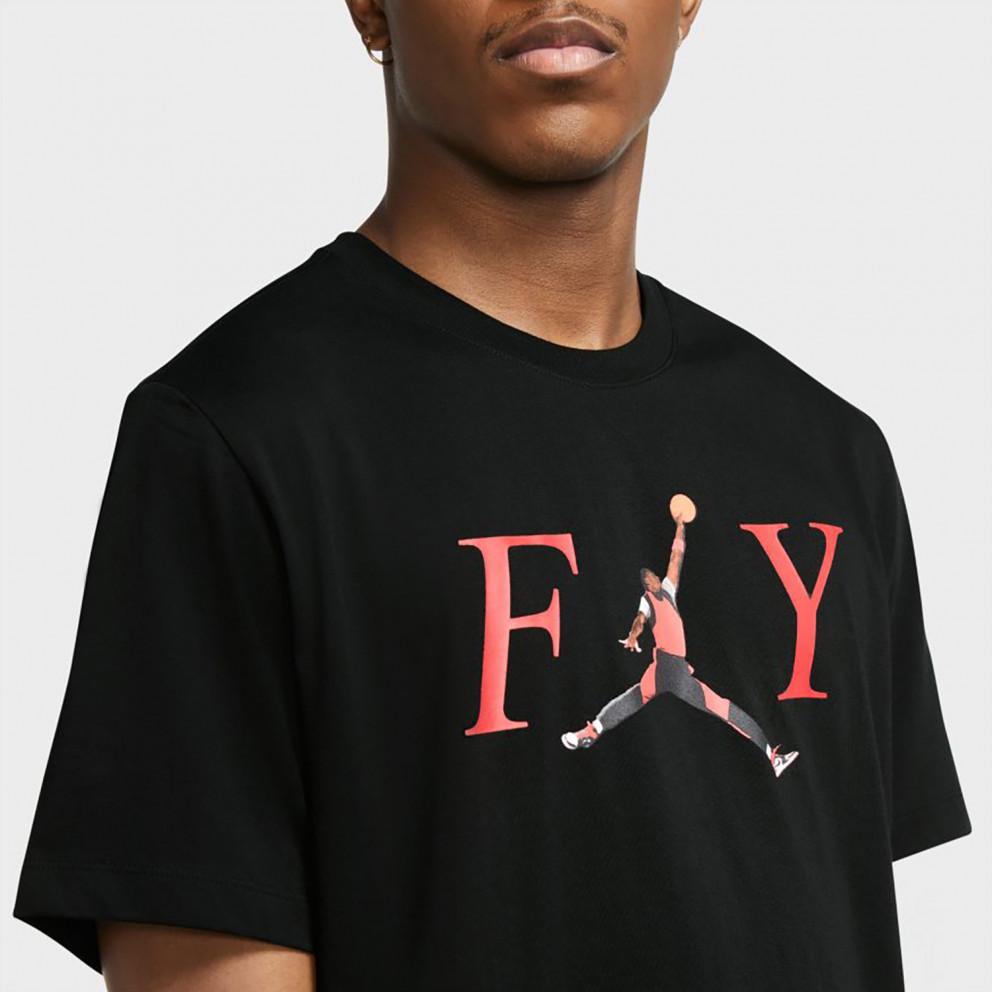Jordan M J Fly Ss Crew