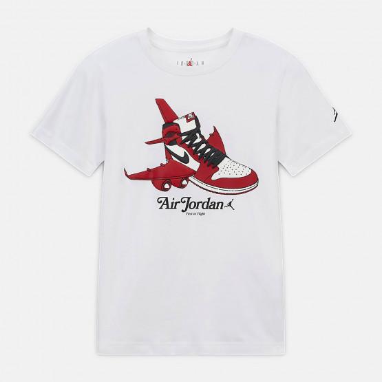 Jordan AJ1 Takeoff Kids Boys' T-Shirt