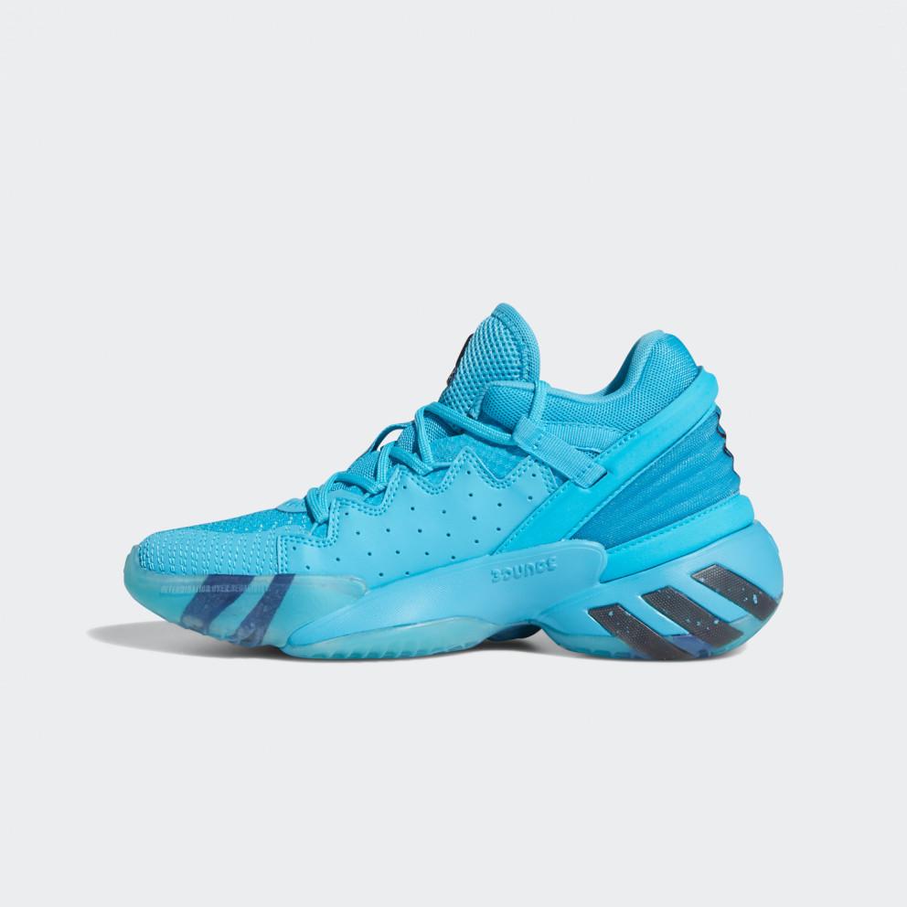 adidas Performance D.O.N. Issue 2 'Crayola' Παιδικά Μπασκετικά Παπούτσια