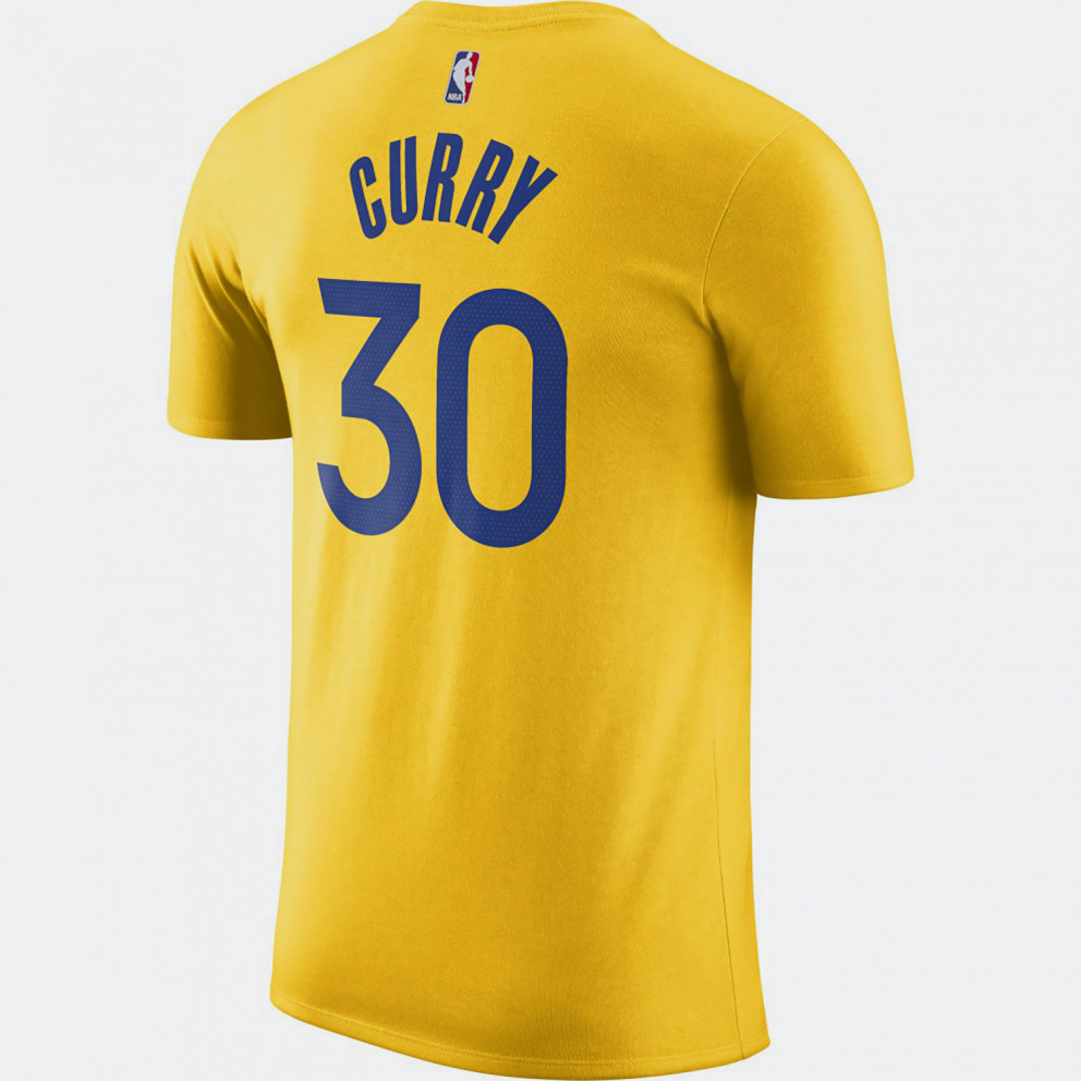 Nike Stephen Curry Warriors Statement Men's T-Shirt