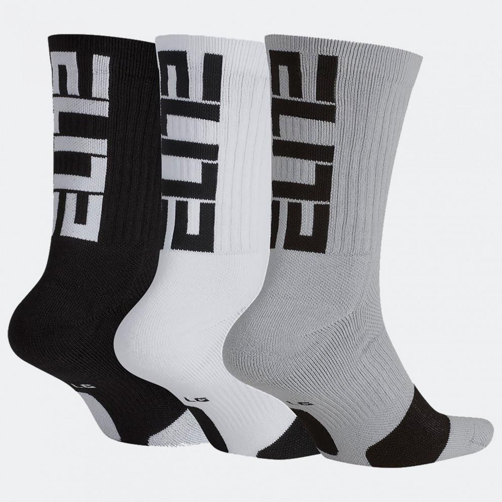 Nike U Elite Crew 3Pr