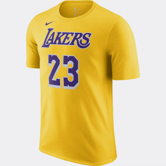 Nike Lakers Lebron James NBA T-Shirt