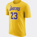 Nike Lakers Lebron James NBA T-Shirt