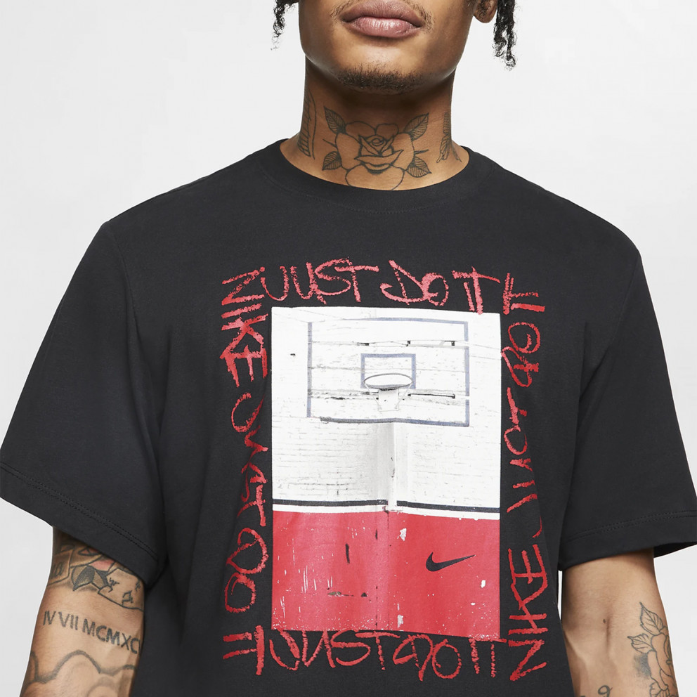 Nike Basketball Hoop Dri-FIT Ανδρικό T-shirts