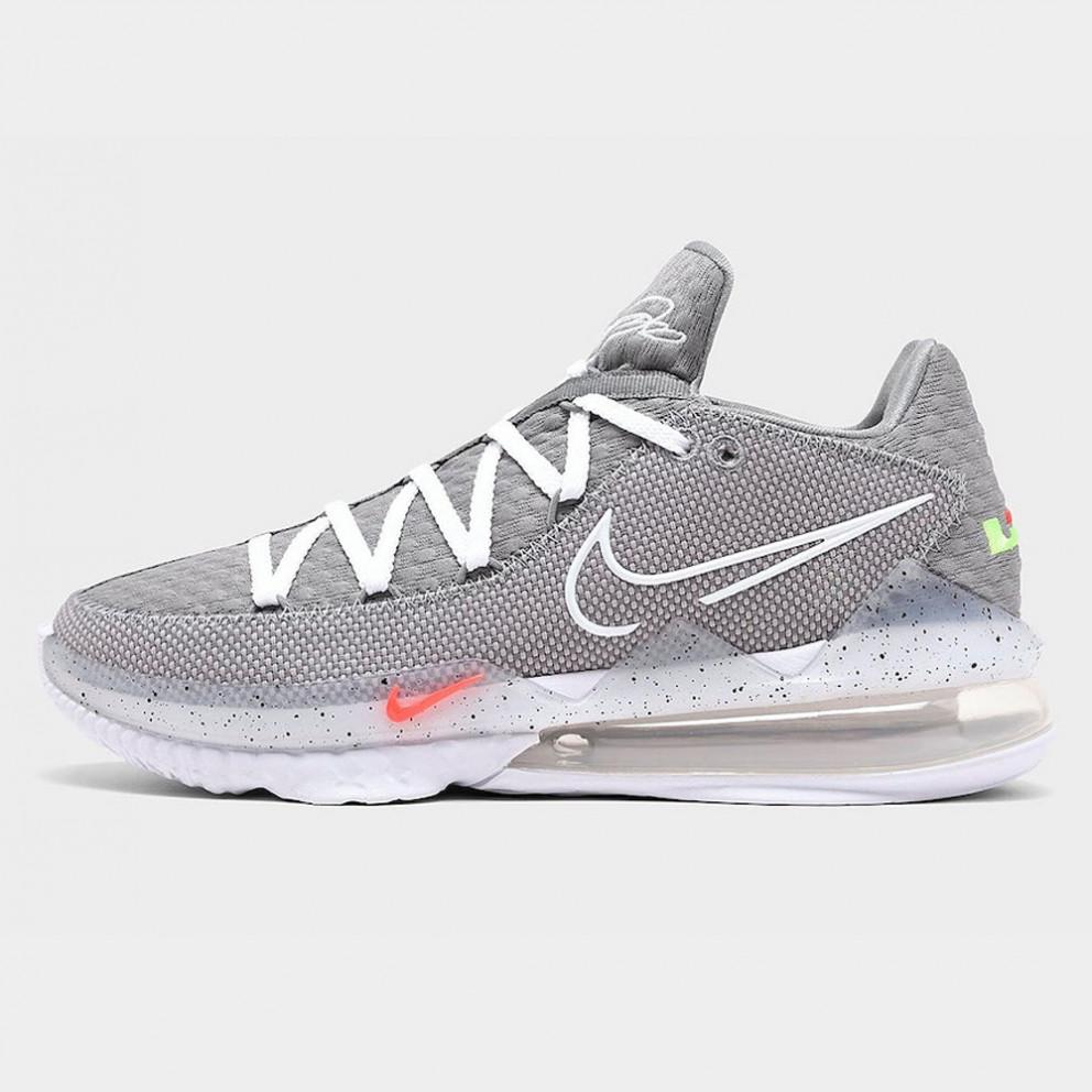 Nike Lebron Xvii Low Ανδρικά Μπασκετικά Παπούτσια