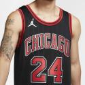Lauri Markkanen Bulls Statement Edition 2020 Jordan NBA Swingman Ανδρικό Αμάνικο