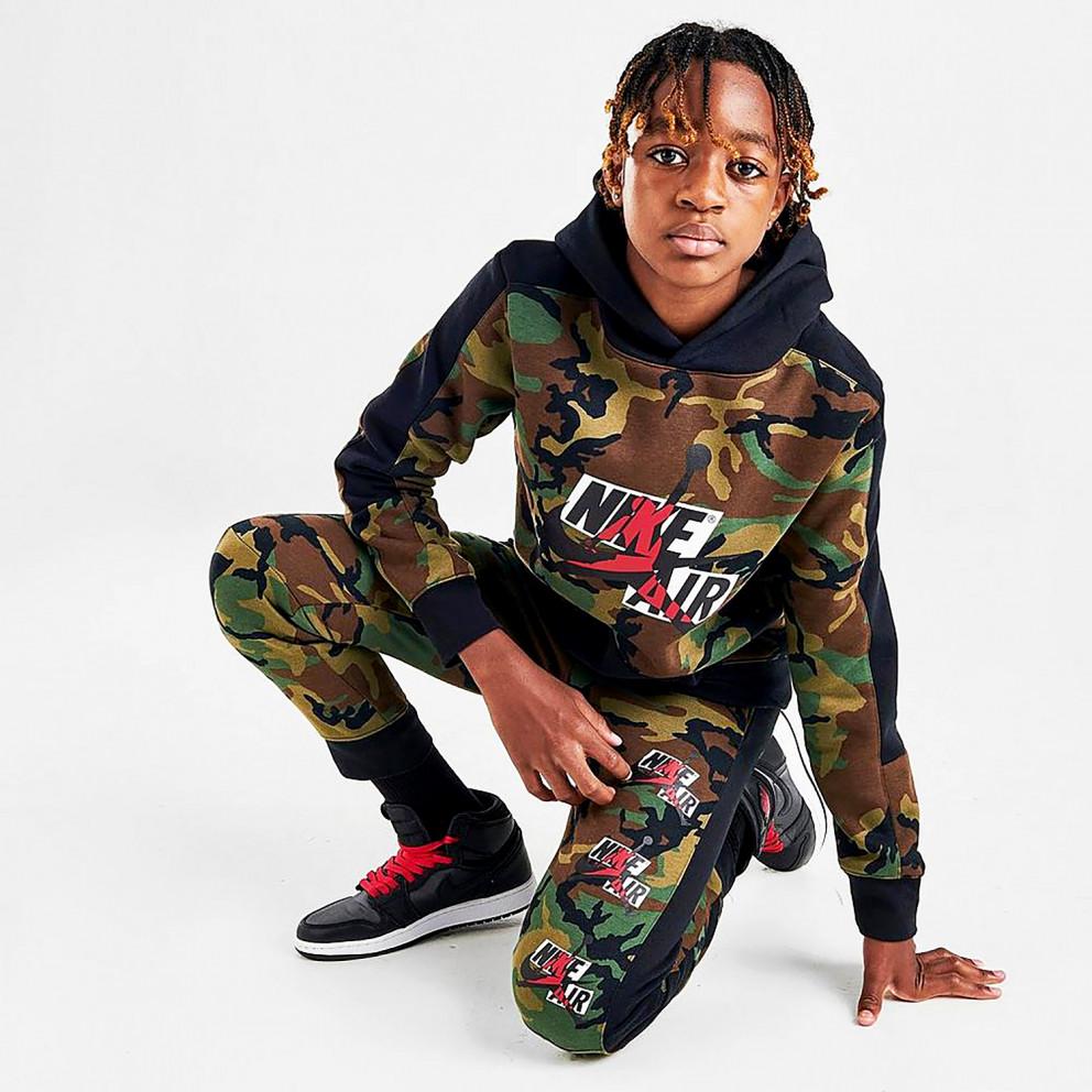 Jordan Jumpman Classics Iii Camo Fleece Pant