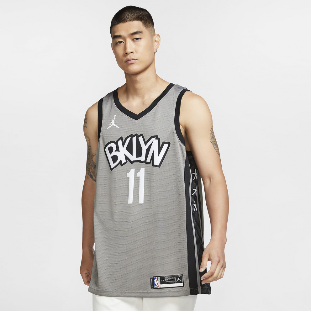 Jordan NBA Kyrie Irving Brooklyn Nets Statement Edition 2020 Men's Jersey