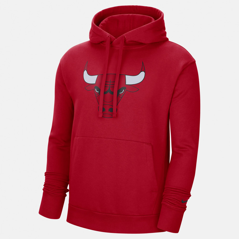 Nike NBA Chicago Bulls Essential Ανδρικό Φούτερ