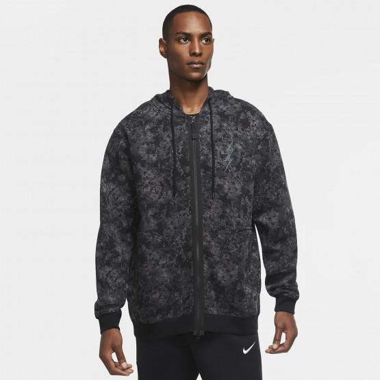 Nike LeBron Men's Printed Full-Zip Hoodie