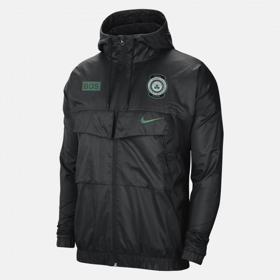 Nike NBA Boston Celtics Courtside Men's Lightweight Jacket