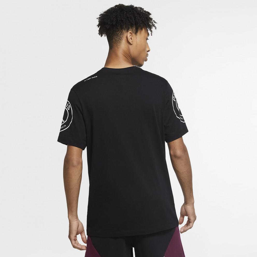 Jordan x PSG Ανδρικό Τ-Shirt