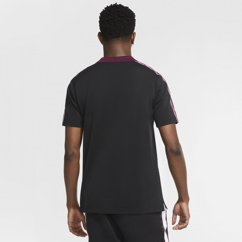 Jordan X PSG Men's Tapped Polo