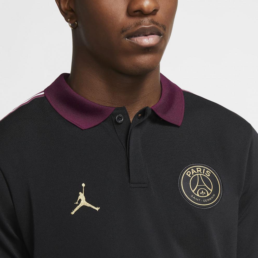 Jordan X PSG Ανδρική Πόλο Μπλούζα
