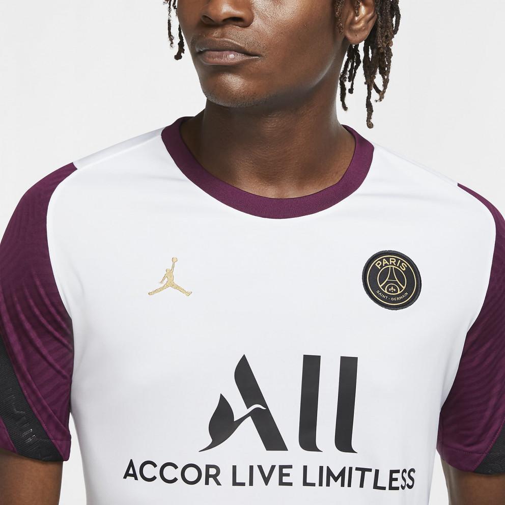 Nike Paris Saint Germain Strike Men's Short Sleeve Football T-Shirt
