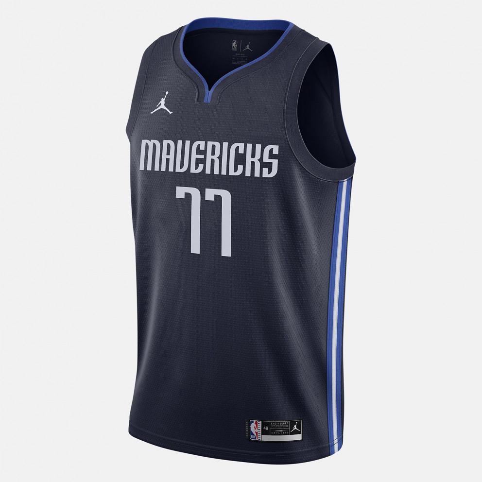 Jordan NBA Luka Doncic Dallas Mavericks Statement Edition 2020 Men's Jersey