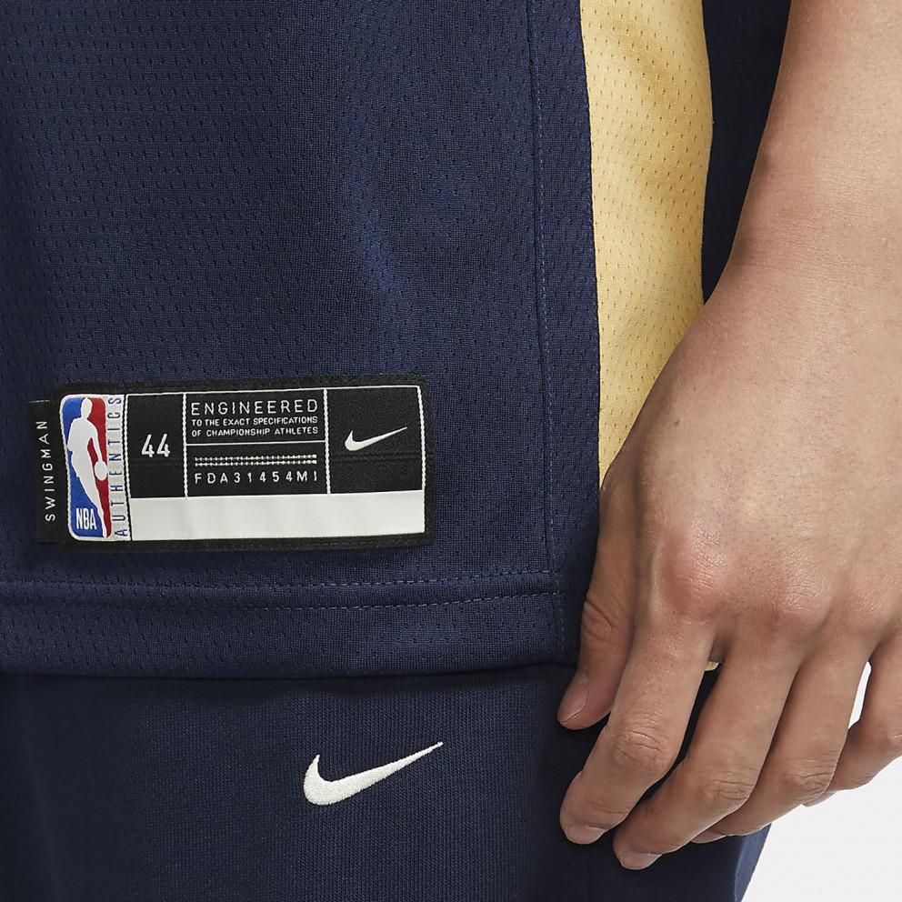 Nike NBA Zion Williamson New Orleans Pelicans Icon Edition 2020 Men's Jersey
