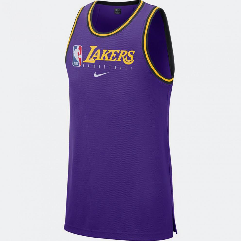 Nike NBA Los Angeles Lakers DNA Men's Dri-FIT Tank