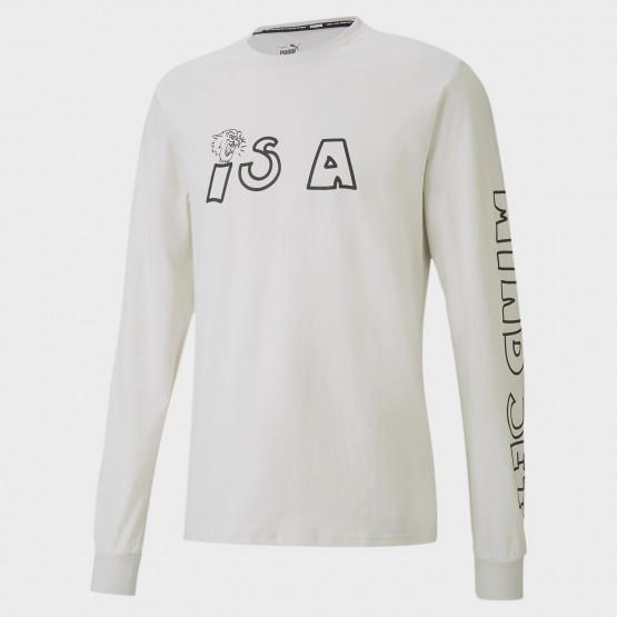 Puma Parquet Mind Set Men's Long-Sleeve Shirt