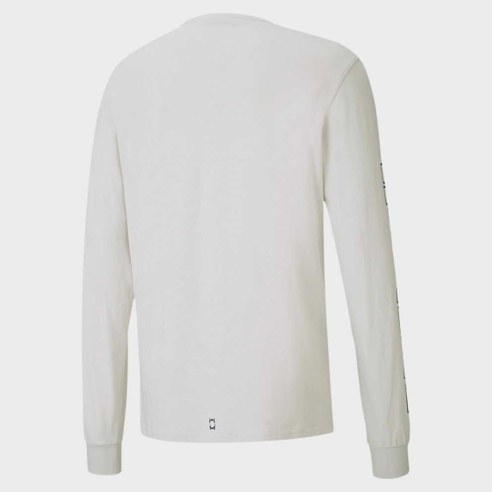 Puma Parquet Mind Set Men's Long-Sleeve Shirt