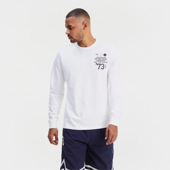 Puma Parquet Graphic Men's Long-Sleeve Shirt