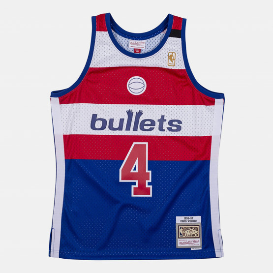 Mitchell & Ness Swingman Jersey Washington Bullets