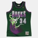 Mitchell & Ness NBA Milwaukee Bucks '96 'Ray Allen' Men's Swingman Jersey