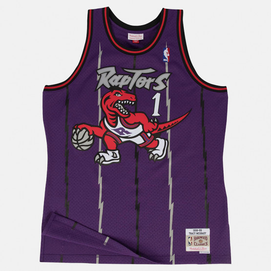 Mitchell & Ness Toronto Raptors Road 1998-99 Tracy Mcgrady Μen's Swingman Jersey