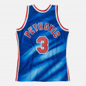 Mitchell & Ness New Jersey Nets Road 1992-93 Drazen Petrovic Men's Swingman Jersey