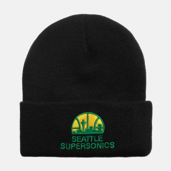 Mitchell & Ness Team Seattle Supersonics Σκούφος
