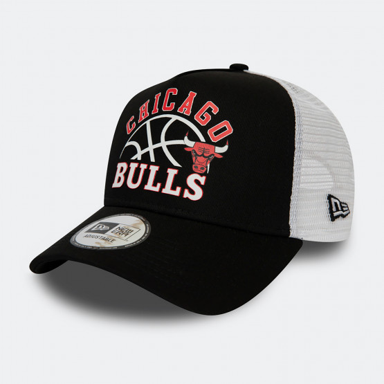 NEW ERA NBA Chicago Bulls Graphic Men's Trucker Cap