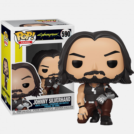 Funko Pop! Games: Cyberpunk 2077 - Johnny Silverha