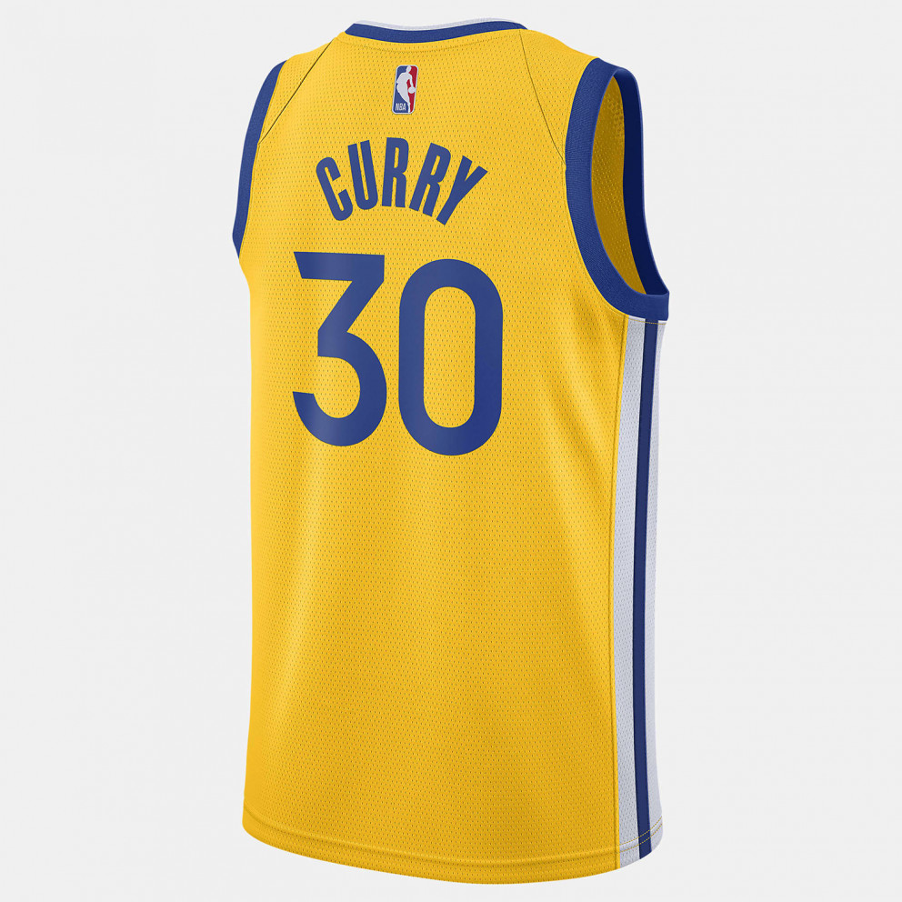 Jordan NBA Stephen Curry Golden State Warriors Statement Edition 2020 Men's Jersey