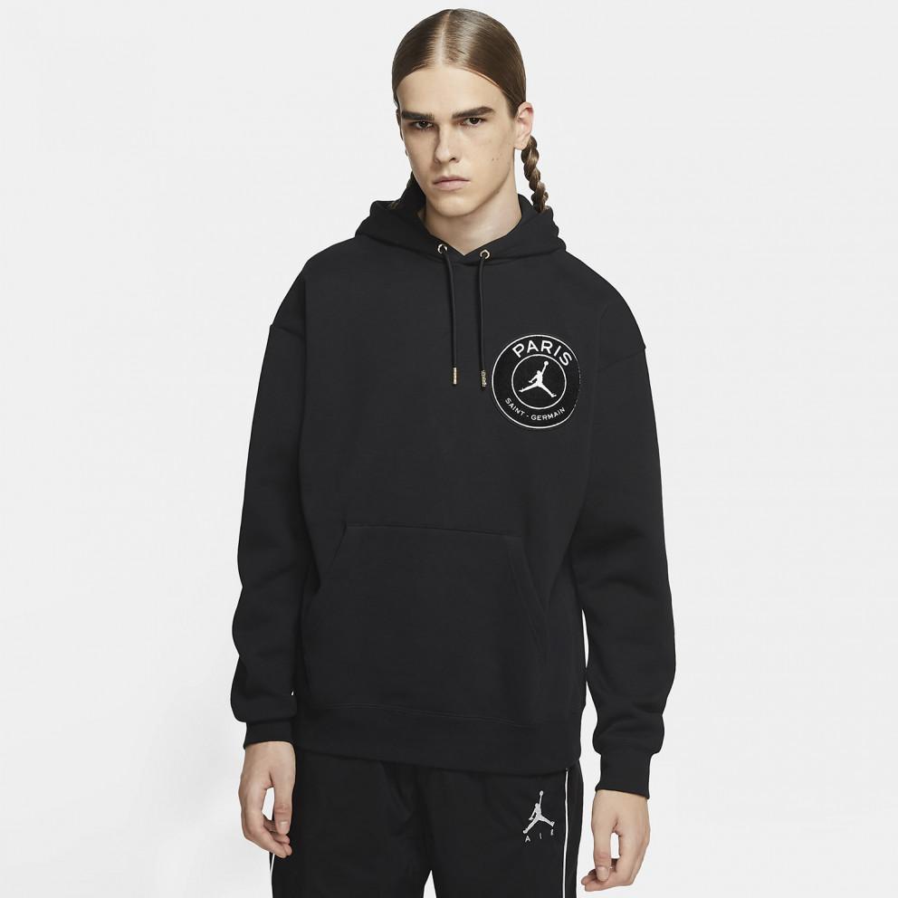 Jordan X PSG Ανδρικό Φούτερ με Κουκούλα