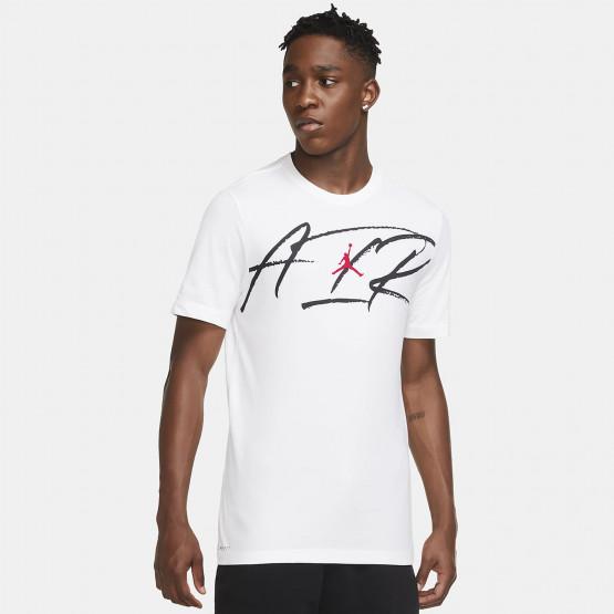 Jordan Script Air Dri-Fit Men's T-Shirt