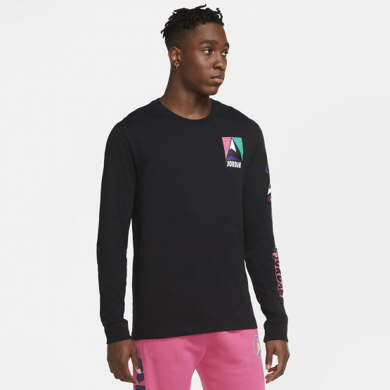Jordan Mountainside Men's Long Sleeve T-shirt