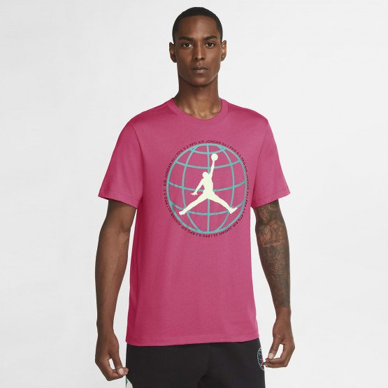 Jordan Winter Utility Jumpman Men's T-Shirt