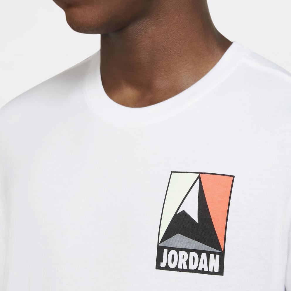 Jordan Mountainside Ανδρική Μπλούζα με Μακρύ Μανίκι